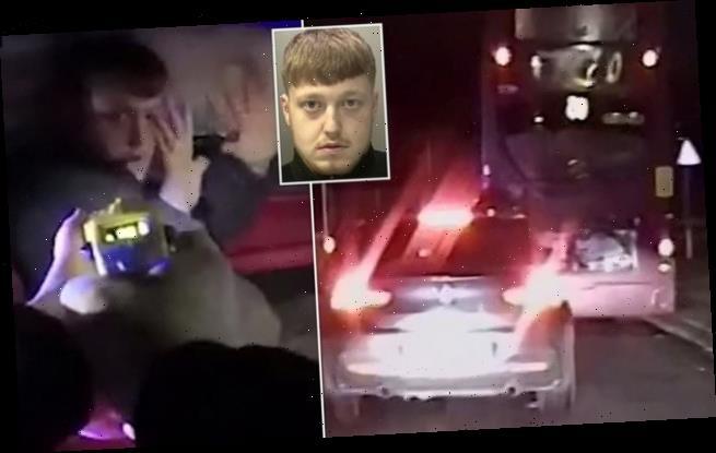 Drug dealer named Jack SPEED jailed for terrifying 100mph police chase