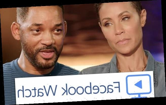 Jada Pinkett Smith's tell-all sets Facebook Watch viewing record