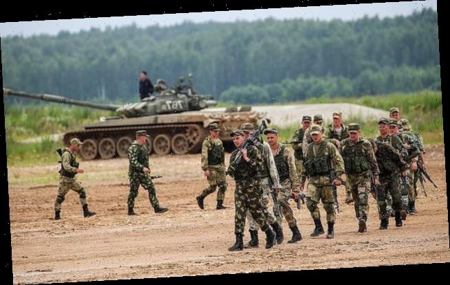 Putin orders snap Russian military drills on the border with Ukraine