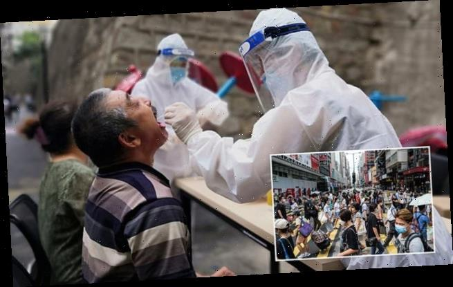 Fresh COVID-19 outbreak in China's Xinjiang spreads to a second city