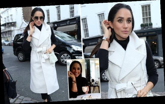 Meghan Markle 'set up 2015 paparazzi shots through her PR team'