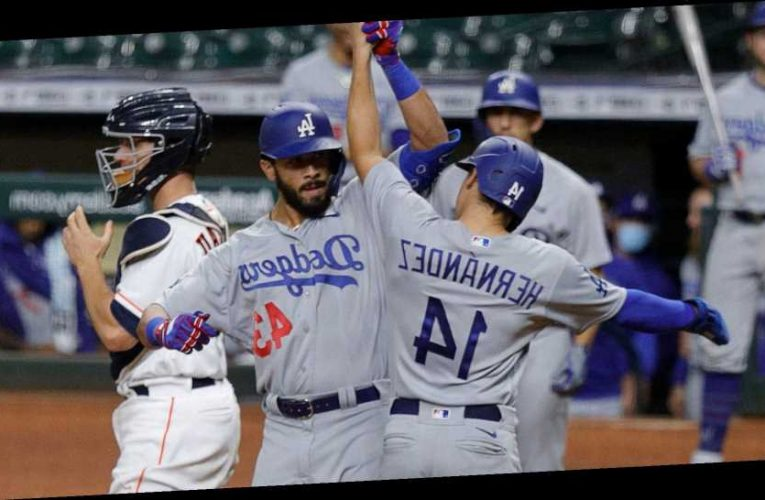 Edwin Ríos Wins Game For Dodgers In A Bizarre Major League First