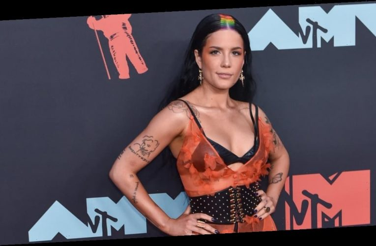 We Suggest You Get Some Snacks Before You Go Through This Guide of Halsey's Tattoos