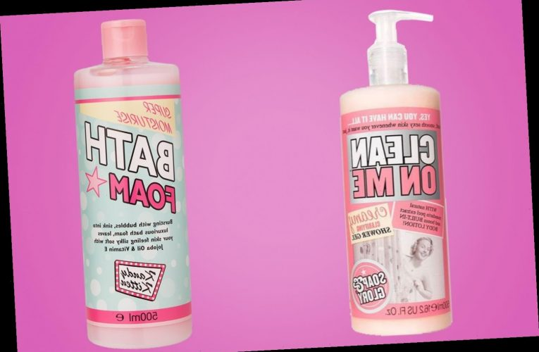 Wilko's has launched a new six-piece body range from £2 – and it's a dupe of Soap & Glory's £44 set