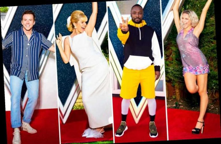 Who are The Voice Kids judges? Meet the panel