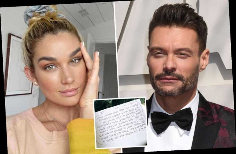 Ryan Seacrest admits he finds it 'tough to open up emotionally' after split from Shayna Taylor – The Sun