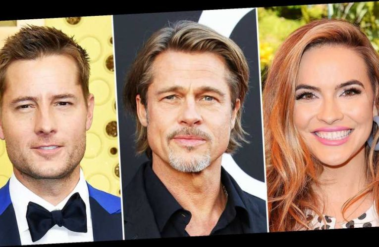 Chrishell Stause: I Would Date Brad Pitt After Justin Hartley Split