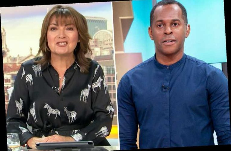 Andi Peters will replace Lorraine Kelly on her show over the summer