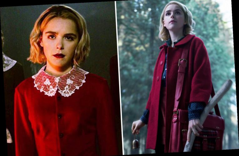 Netflix cancels Chilling Adventures of Sabrina – with final episodes set to drop later this year