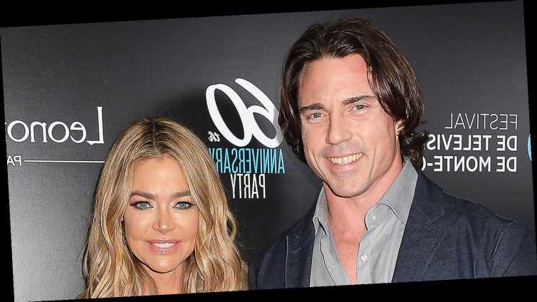 Denise Richards, Aaron Phypers Are 'Solid' Amid 'RHOBH' Marriage Speculation