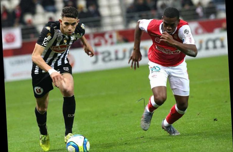Man Utd and Man City 'make offer' for Rayan Ait-Nouri with 19-year-old left-back impressing at Angers