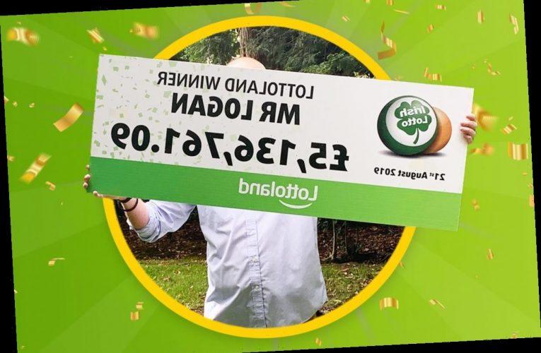 Lottoland: £3.6 MILLION Irish Lotto Jackpot This Wednesday Plus Get 20 Horseshoe Scratchcards – The Sun