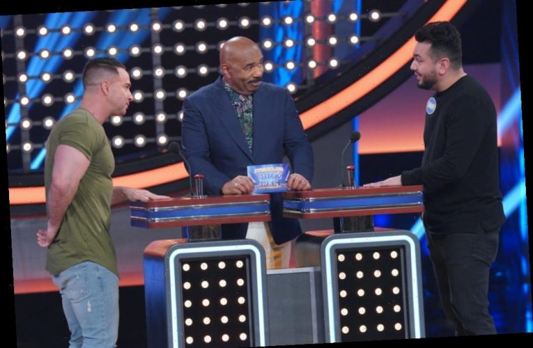 'Celebrity Family Feud': Some Fans Were Outraged By Frankie Delgado's Treatment of Mike 'The Situation' Sorrentino
