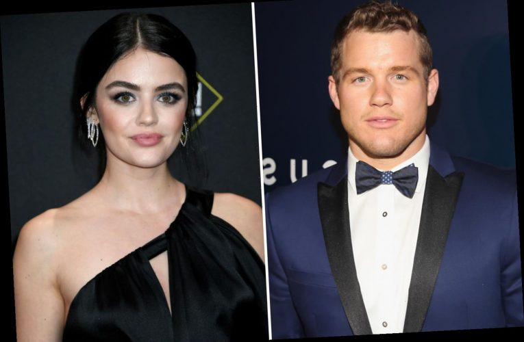 Ex Bachelor Colton Underwood and actress Lucy Hale enjoying 'casual hike dates' following split from Cassie Randolph – The Sun