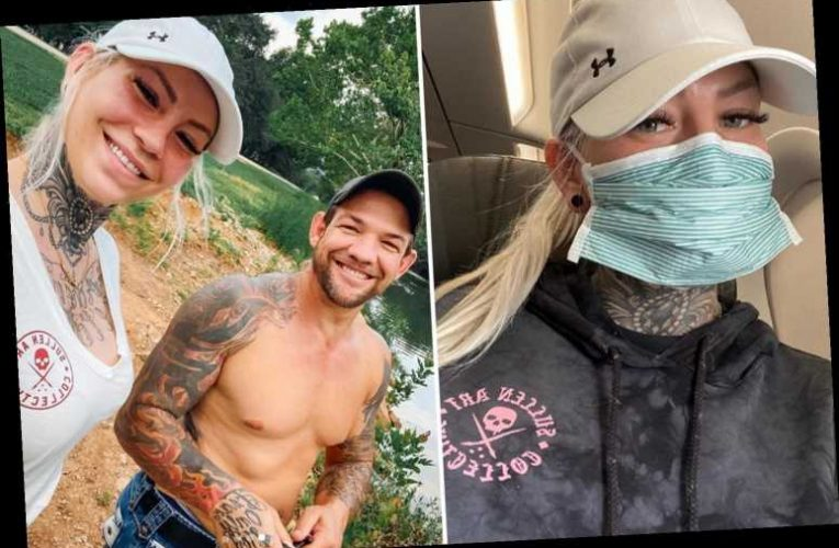 Dog the Bounty Hunter's daughter-in-law Jamie claps back at 'stupid' trolls for slamming her PPE mask – The Sun
