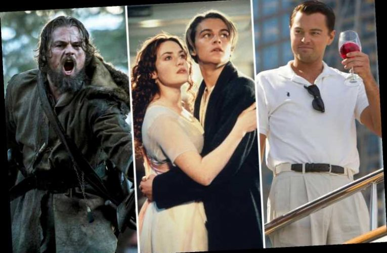 The best Leonardo DiCaprio movies to watch right now – from Titanic to The Wolf of Wall Street