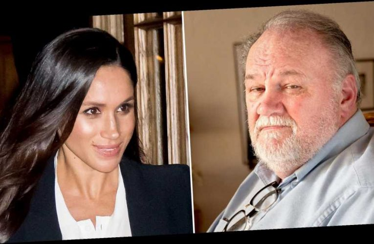 Meghan Markle's Dad Has Been Trying to Get Back in Contact With Her in L.A.