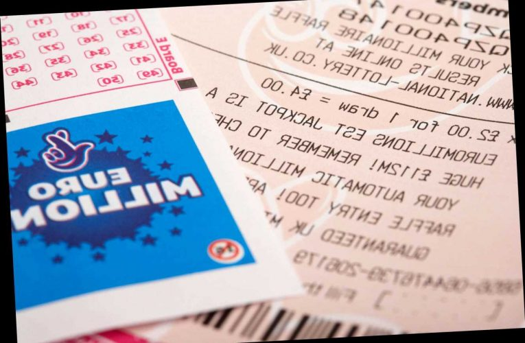 National Lottery EuroMillions results: Winning numbers for Tuesday July 21 2020 £45million jackpot