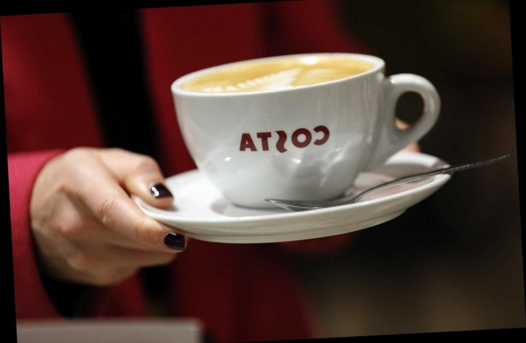 Costa Coffee is giving away FREE hot drinks