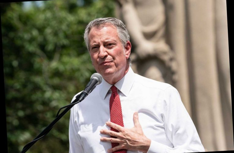 NYC Mayor De Blasio calls off painting Black Lives Matter mural in front of Trump Tower – The Sun