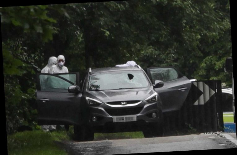 Man killed in fatal collision after concrete block smashes through car window in Nottinghamshire