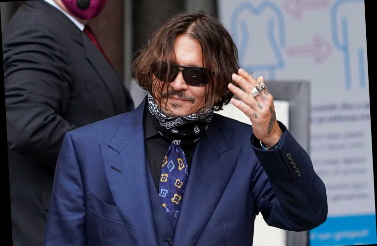 Johnny Depp 'boasted he'd have a massage, emerge a monster and swallow an E at 8pm' in shock insight into chaotic life