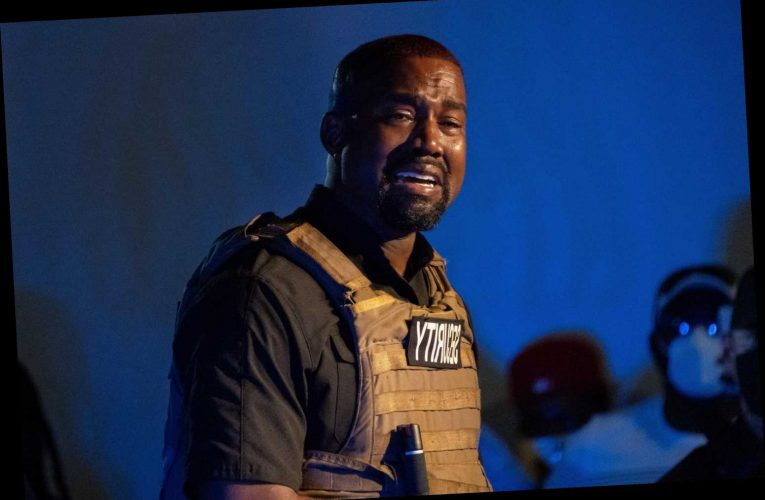 Kanye West is holed up in 'super secure' bunker at Wyoming ranch and 'doesn't trust' wife Kim Kardashian or her family