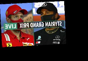 F1 Styrian Grand Prix LIVE RESULTS: Hamilton 6th in FP2 as Verstappen leads, Ricciardo hospitalised in crash – The Sun