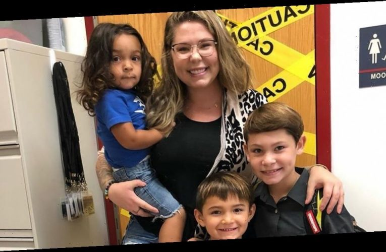 Pregnant Kailyn Lowry Says 6 Children Is Her 'Max' Ahead of Baby No. 4