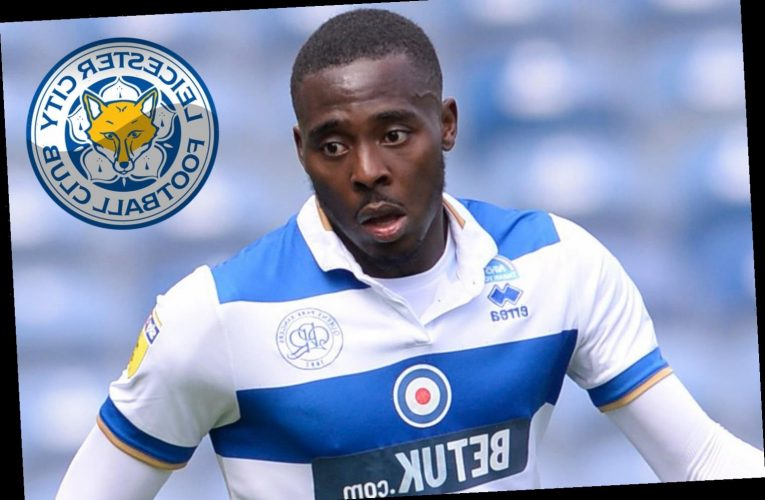 Leicester swoop to hijack Bright Osayi-Samuel's £5m transfer from QPR to Club Brugge with Brighton and Fulham also keen