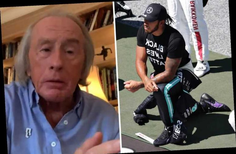 Formula One legend Sir Jackie Stewart, 81, denies claims of diversity issue in F1 despite Lewis Hamilton's protests