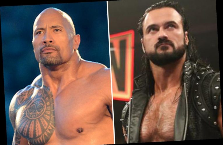 WWE champion Drew McIntyre delivers epic trolling on legendary Dwayne 'The Rock' Johnson for supporting Dolph Ziggler