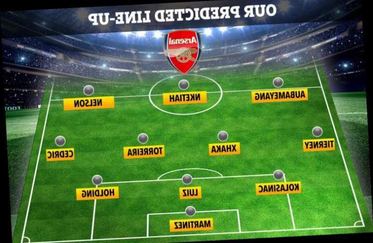 How Arsenal could line up vs Aston Villa with Pepe and Lacazette rested after FA Cup semi-final heroics