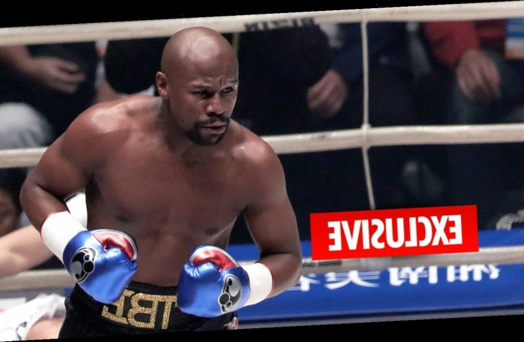 Floyd Mayweather in talks over comeback fight but Covid-19 preventing him from travelling to Japan – even on private jet
