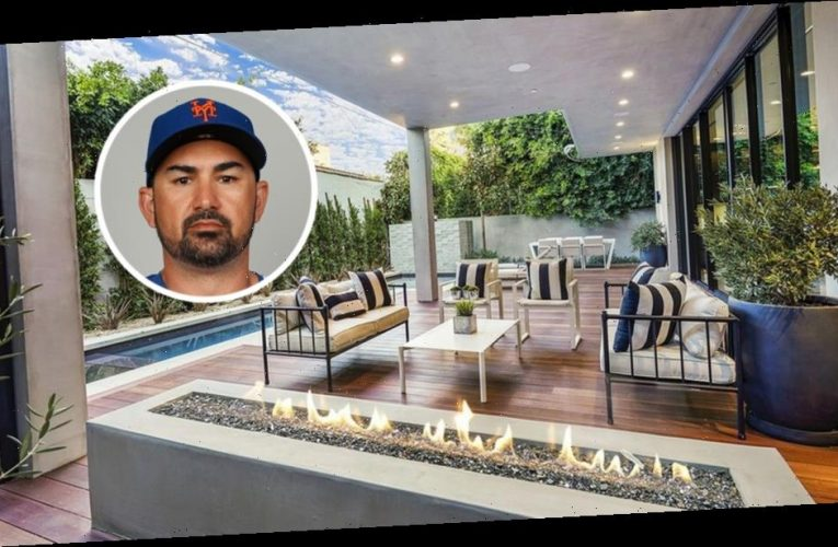 Adrián 'A-Gon' González Slides In To Beverly Grove Ultra-Contemporary