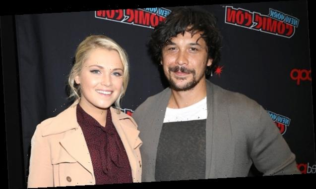 'The 100's Eliza Taylor Reveals How She & Bob Morley Fell In Love: 'We Are Very Happy'