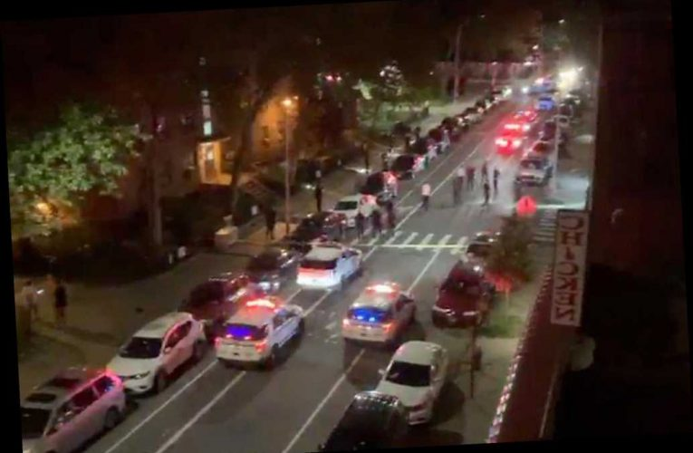 At least three injured in early-morning NYC shootings