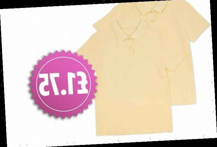Morrisons is having a massive clearance sale across school uniform starting from £1.25 & mums are rushing to snap it up