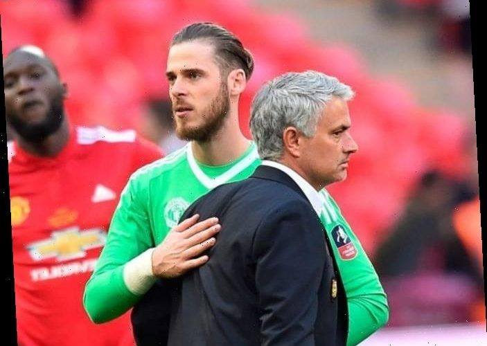 Ex-Man Utd boss Mourinho thinks Dean Henderson is better than David De Gea as huge No1 decision looms for Solskjaer