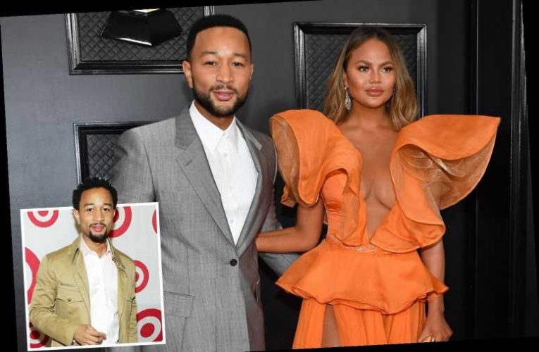 John Legend admits to having a 'history of cheating' before he married Chrissy Teigen – The Sun