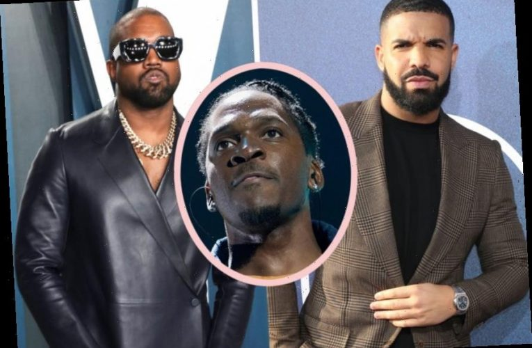 Fans Think Drake Is Shading Kanye & Pusha-T On New Freestyle Dropped After Political Rally