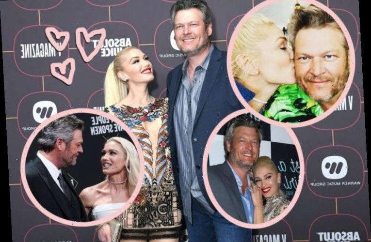 The Inside Scoop On Blake Shelton & Gwen Stefani's DREAM Wedding!