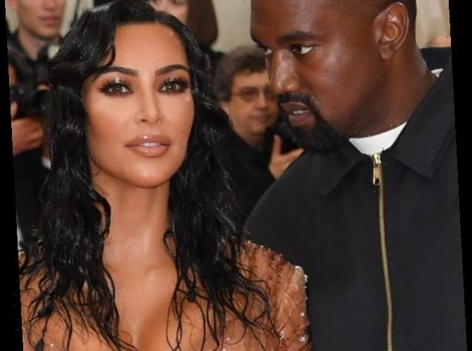 Kanye West REFUSES to See Kim Kardashian: She's Plotting Against Me!