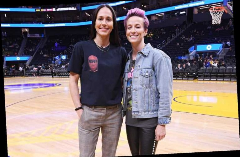 Sue Bird Celebrates Girlfriend Megan Rapinoe's 35th Birthday with Hilarious Dance Video