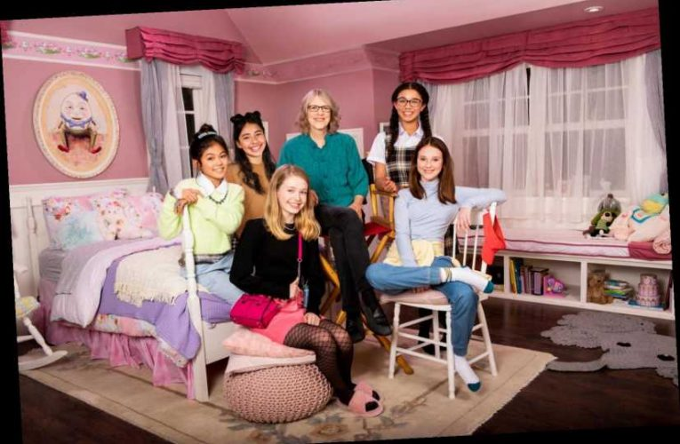 The Baby-Sitters Club Author Ann M. Martin Is 'Proud' of Netflix's Diverse Spin on Series