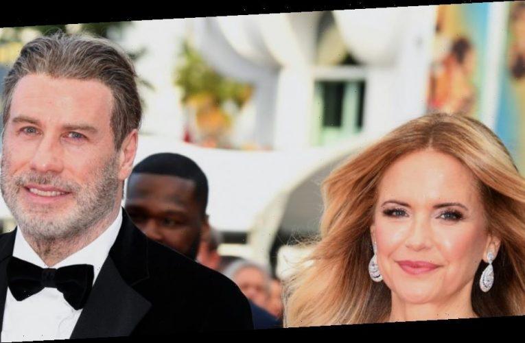How Kelly Preston really felt when she first met John Travolta