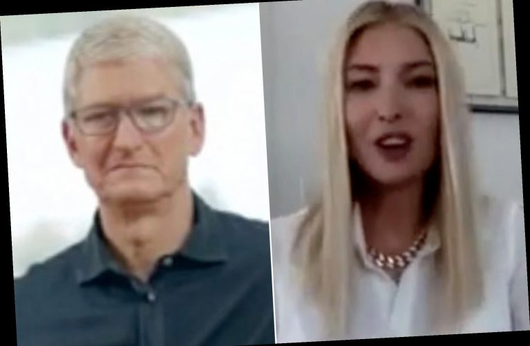 Ivanka Trump, Tim Cook urge laid-off workers to 'find something new'
