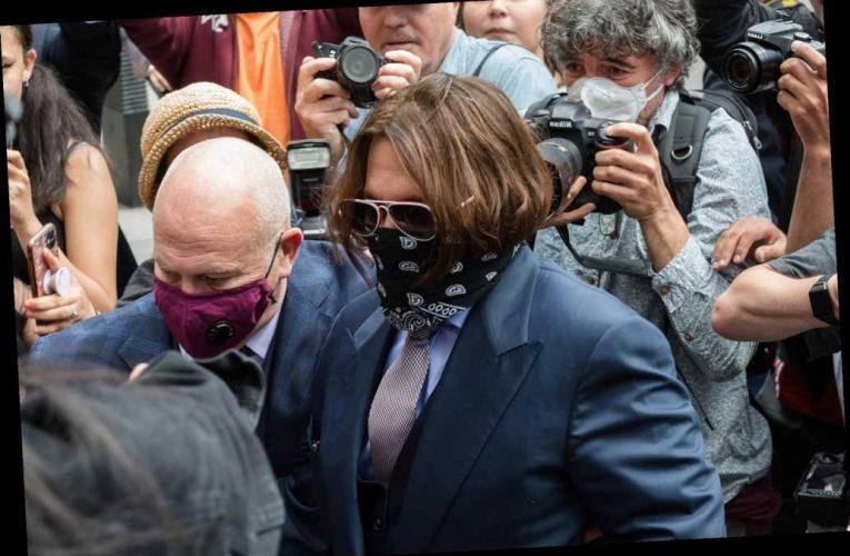 Pal recalls wild aftermath of alleged fight between Johnny Depp, Amber Heard