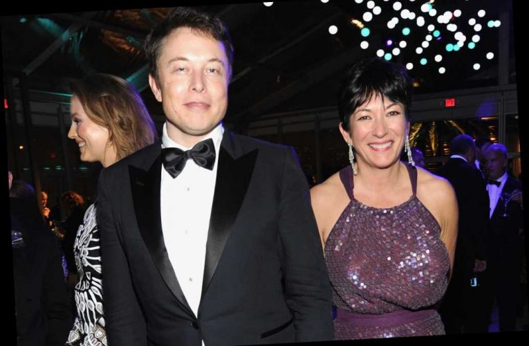 Elon Musk denies knowing Ghislaine Maxwell after photo of them resurfaces