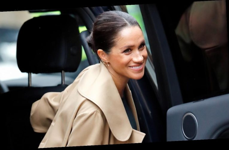 Meghan Markle's modern new hairstyle reminds us of her actress days